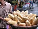 Bánh mì nở, giòn: phải luỵ phụ gia!