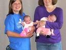 Mỹ: Sinh hộ con gái 3 đứa cháu