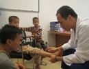 Vinmec phẫu thuật từ thiện cho bệnh nhân tỉnh Hòa Bình