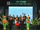 """Ajinomoto Việt Nam nhận danh hiệu """"doanh nghiệp kinh tế xanh 2013"""""""