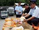 Tràn lan thực phẩm không nguồn gốc, xuất xứ tại Lạng Sơn