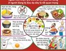 Ăn đúng cách cho người đau dạ dày