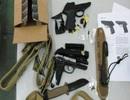Nhập lậu vũ khí và công cụ hỗ trợ qua đường hàng không