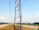 Hà Nội: Liều lĩnh trộm sắt trên cột điện cao thế
