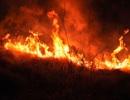 Tử vong vì tai nạn hy hữu khi dập lửa