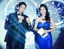 Á hậu Hoàng Oanh gợi cảm làm MC cùng Bình Minh