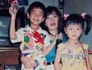 Bất ngờ loạt ảnh thuở thơ bé đáng yêu của Á hậu Diễm Trang