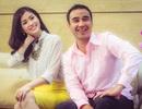 Á hậu Diễm Trang duyên dáng làm MC cùng Quyền Linh