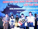 Hà Nội: Cuộc thi khoa học, kỹ thuật thu hút nhiều HS tham gia