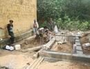 Xây nhà vệ sinh gần nửa tỷ đồng tại trường tiểu học làng quê