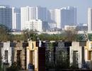 """Những """"khu dân cư"""" của người sống và người chết giữa thủ đô"""