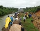 Nguy cơ vỡ đập tràn Đăk Uy trong mùa mưa lũ