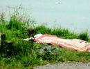 Thi thể người đàn ông trôi dạt trên sông