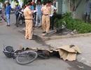 Ô tô tông 3 xe đạp, 3 công nhân thương vong