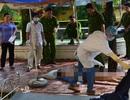 Bảo vệ trường trung cấp nghề nằm chết trong sân trường
