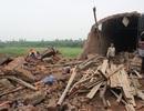 Hà Nội: Sập lò gạch, 1 người chết, 2 người bị thương