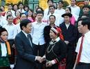 Chủ tịch nước gặp mặt điển hình tiên tiến tỉnh Hà Giang