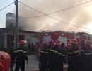 Hải Phòng: Cháy lớn thiêu rụi gần 1000m2 xưởng sản xuất nến