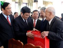 Chủ tịch nước Trương Tấn Sang thăm, chúc Tết tại Hà Tĩnh