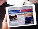 Mở hộp iPad Air phiên bản 4G vừa xuất hiện tại Việt Nam