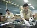 Cận cảnh những chiếc TV OLED đầu tiên sản xuất tại VN
