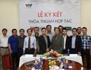 Báo điện tử Dân trí và VTVcab ký kết hợp tác