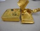 Xuất hiện vàng giả tinh vi tại kinh đô tài chính thế giới