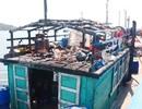 Tan hoang tàu cá Việt bị tàu Trung Quốc bắn
