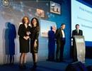 Techcombank nhận giải Ngân hàng phát hành tốt nhất toàn cầu 2013