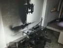 Hỏa hoạn từ ti vi màn hình phẳng treo tường