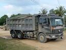 Vượt tải hơn gấp 2 lần, xe tải Tập đoàn Phúc Lộc bị tuýt còi