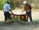 Đi chăn bò phát hiện xác chết đang phân hủy