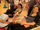 """Hơn 1.600 người tham gia Ngày hội """"Giọt hồng Đất Võ"""" lần 3"""