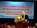 Châu Âu hỗ trợ cải cách chính sách trợ giúp pháp lý ở Việt Nam