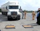 Đà Nẵng: Xử phạt hàng loạt xe quá tải, không lập hóa đơn