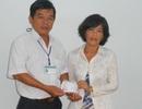 Hơn 31 triệu đồng đến với gia đình chị Nguyễn Thị Cúc