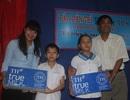 TH True Milk trao 20.000 ly sữa đến 2000 học sinh huyện Anh Sơn