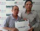 Hỗ trợ trước mắt 60 triệu đồng đến người mẹ liệt não Hà Thị Ngân