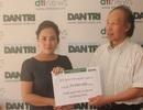 Một nhà hảo tâm giúp người dân Quảng Bình 50 triệu đồng