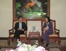 Tổng giám đốc Vietcombank làm việc với lãnh đạo tỉnh Ninh Bình