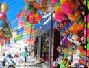 Thị trường đồ chơi trẻ em vắng khách sau tin có nhiễm độc
