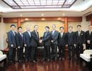 Tổng giám đốc Vietcombank tiếp đoàn đại diện cấp cao ngân hàng Aichi Bank (Nhật Bản)