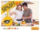 Chào hè: Goldsun tung khuyến mại 50%