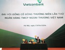 Vietcombank tổ chức thành công Đại hội cổ đông thường niên năm 2014