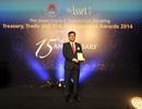 Ngân hàng duy nhất của Việt Nam nhận giải thưởng lớn của The Asset