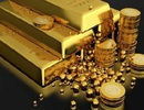 Giá vàng lao dốc mạnh nhất 16 tuần