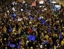 Hàng nghìn người dân Hungary tuần hành phản đối tham nhũng
