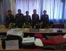 5 người Việt bị bắt ở Thái Lan vì ăn trộm hàng hiệu