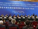 Sức hút mang tên Ngân hàng Đầu tư Cơ sở Hạ tầng châu Á