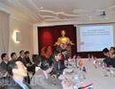Tọa đàm về thách thức an ninh của Việt Nam tại Pháp